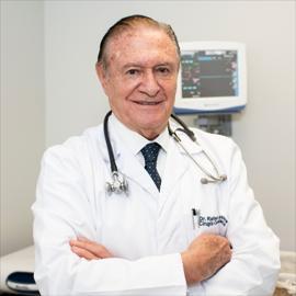 Dr. Rafael Arcos, Cardiología