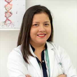 Dra. María Mattos, Genética Clínica, Citogenética, Metabolismo