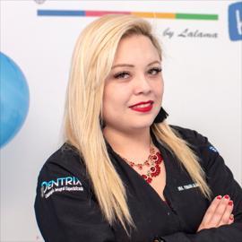 Dr. Yomara Yael Lalama Medina, Odontopediatría