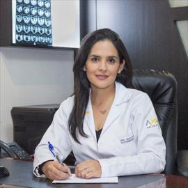 Dra. Thalia Ortega, Gastroenterología