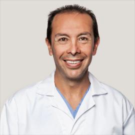 Dr. Oscar Patricio Arias Arellano, Otorrinolaringología