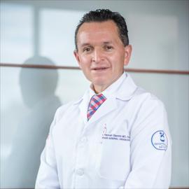 Dr. Hernán Sacoto, Cirugía General