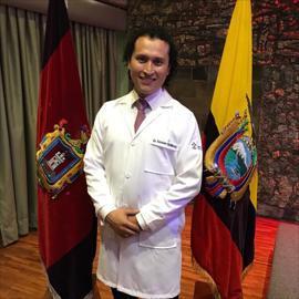 Dr. Alexis Esteban Gutierrez Felix, Medicina General