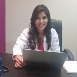 Dra. Mónica Astudillo, Ginecología