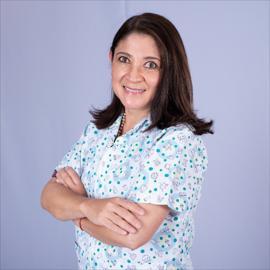 Dra. Ivonne Proaño Santos, Pediatría