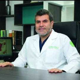 Dr. Humberto  Marengo Gallardo, Ginecología y Obstetricia