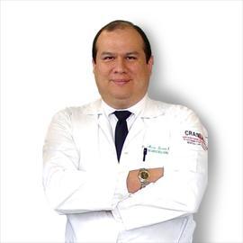 Dr. Mario Izurieta, Neurocirugía