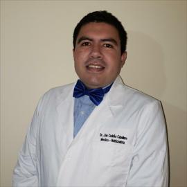 Dr. Jim  Cedeño Caballero, Nutrición Clínica
