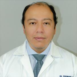 Dr. Ferdinand Loza Orozco, Cirugía Oncológica