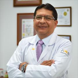 Dr. Wilson Armando Caicedo Tulcanaza, Ortopedia y Traumatología