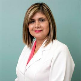 Dra. Mayra Santacruz, Oncología Clínica