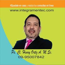 Dr. Henry  Ortiz, Psicología Clínica
