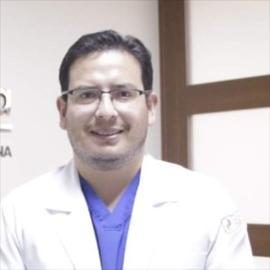 Dr. Marcos Molina  Matute , Infectología