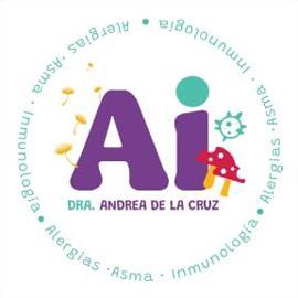 Dr. Andrea María De la Cruz Villeda, Alergia Pediátrica e Inmulógica