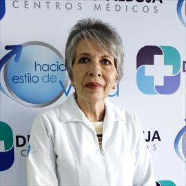 Dra. Consuelo Castro, Reumatología