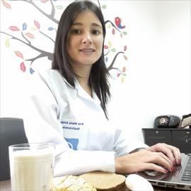 Dra. Ana Enríquez, Nutrición