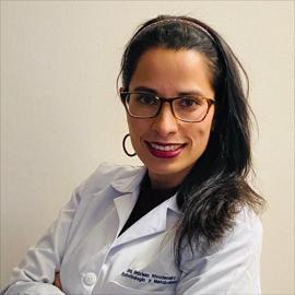 Dra. María Rivadeneira, Endocrinología