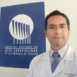 Dr. Juan Lascano, Urología