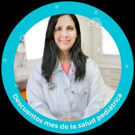 Dra. Iliana Paola Yepez Borja, Pediatría