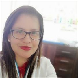 Dra. Jhaneth  Guerra Vilca, Infectología Pediátrica