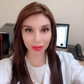 Dra. Diana Vinueza, Nutrición Clínica