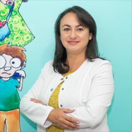 Dra. María Arguello, Gastroenterología Pediátrica