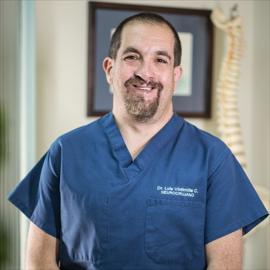Dr. Luis  Carlos Vintimilla Carvallo, Neurocirugía