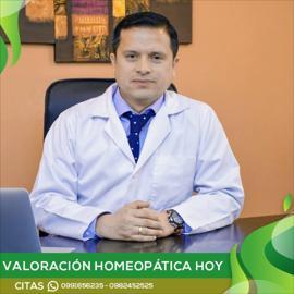 Dr. Stalin Flores, Homeopatía