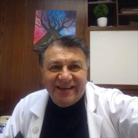 Dr. Armando Camino, Psiquiatría