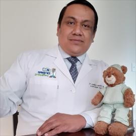 Dr. César López , Cirugía Pediátrica