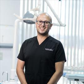 Dr. Gustavo Andrés Molina Jaramillo, Cirugía Maxilofacial