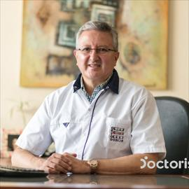 Dr. Alberto Delgado Ordoñez, Ortodoncia