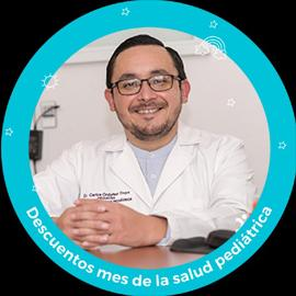 Dr. Carlos Fernando Ordoñez  Troya, Pediatría