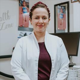 Dra. Odilia  Herrera Ruiz, Cardiología Pediátrica