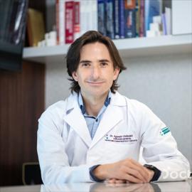 Dr. Agustin Mauricio Vintimilla Moscoso, Cirugía de Transplante