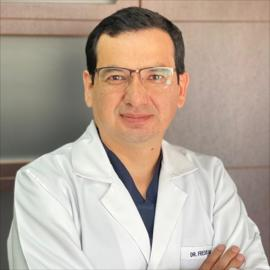Dr. Freddy Xavier Zambrano Acosta, Ginecología y Obstetricia