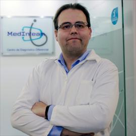 Dr. Felipe Mosquera, Medicina Interna