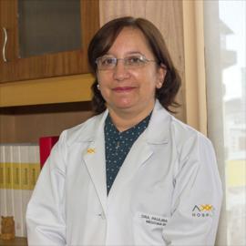 Dra. Elsa García , Medicina Interna