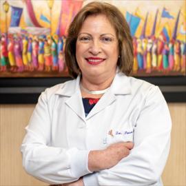 Dra. Delia  Merlo, Reumatología
