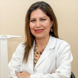 Dra. Nora Falconí, Nutrición