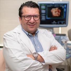 Dr. Homero  Loza Peñafiel, Ginecología
