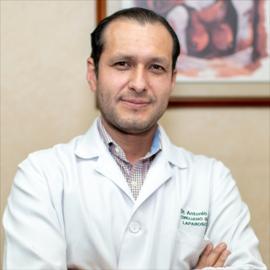 Dr. Antonio Rolando Torres Castillo, Cirugía General