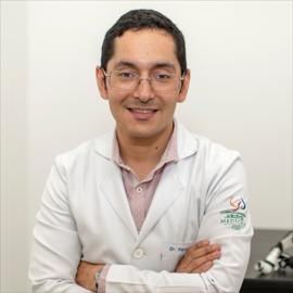 Dr. Luis Fernando Jaramillo Calero, Otorrinolaringología
