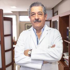 Dr. Juan Suárez, Hepatología