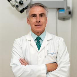 Dr. José Xavier Navas Romero, Otorrinolaringología