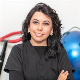 Dra. Estefanía Chinlle, Rehabilitación Física