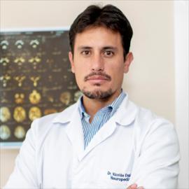 Dr. Nicolás Espinoza, Neurología Pediátrica