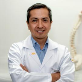 Dr. Jack Ordoñez, Ortopedia y Traumatología