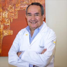 Dr. Antonio  Naranjo Paz y Miño, Medicina Interna
