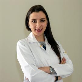 Dr. Verónica  Andino Araque, Mastología